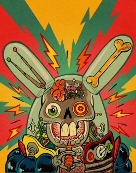 MetalHare by RalphNiese