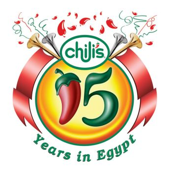 chili's 15 years logo by marwael