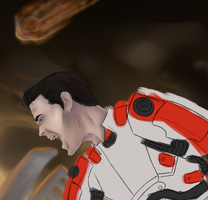 WIP preview 'When Kaidan Heard' by Pickerupper