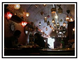Moroccan cafe by lovingenglish