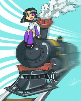 Train Thingy by Thanasya