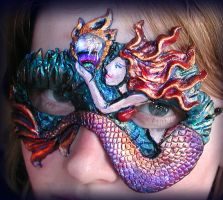 Mermaid Mask by Namingway