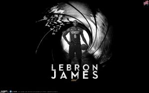 167. LeBron James by J1897