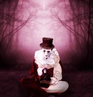 Pierrot the Clown by C0nfessi0ns