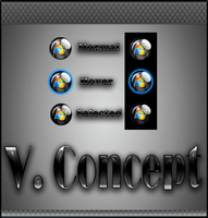 V. Concept Start Orb. by Fiazi
