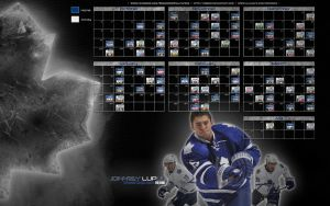 Lupul 2011-12 TML Schedule by bbboz
