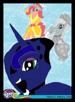 Mlp Card 1 by TimeLordOfTheMoon