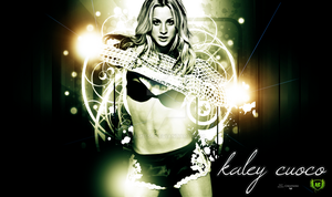 Kaley Cuoco or Penny by amit55