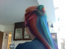 Hair - give me colour by gracile