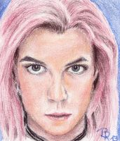 Nymphadora Tonks by LoonaLucy