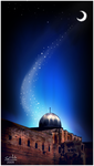 Breezes ... Al-Aqsa Mosque by gfx-shady
