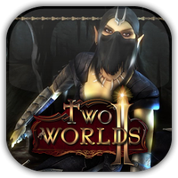 Two Worlds 2 Game Icon 2 by Wolfangraul
