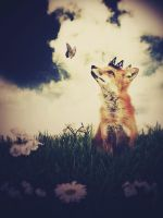Little Prince: Fox by ThisYearsGirl