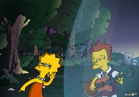 Simpsons Movie Lisa`s Song by Mosquis