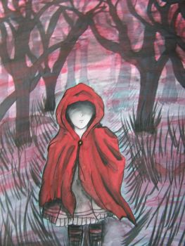 Red Riding Hood by partyboy3543