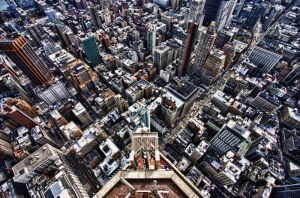 NYC View 2 by SpeediRacer87