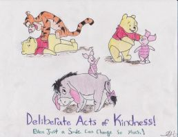Deliberate Acts of Kindness by IveGotItMemorized