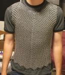 45 Degree Chainmail Vest by Technoking