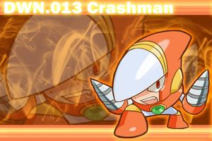 Crashman Powered Up by spdy4