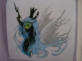 Queen Chrysalis by LadyLucyla