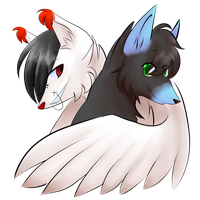 commission for Nightstar4ever by Miphica