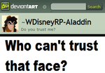 ((Who can't trust that face?)) by WDisneyRP-Vanellope