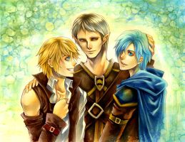 Like Father, Like Sons by Ecthelian