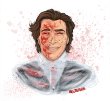 American Psycho by Hexterian