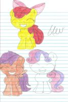 Theese Sweet Little Angels by Brony2