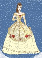 Belle of the Christmas Ball by Selinelle