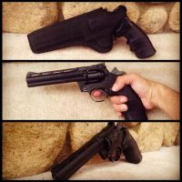 357 Magnum by HisWeskerness