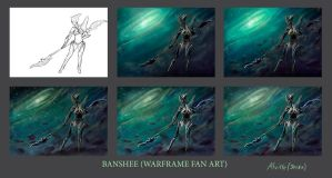 Banshee (stages) by Alvitte