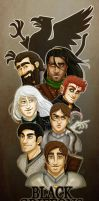 The Black Griffons by Sheppard56