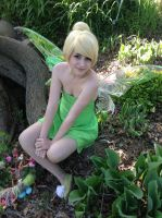 tinkerbell cosplay by Iris-Iridescence