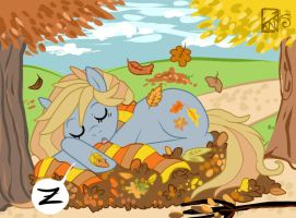 MLP: Autumn Skye by Kinla