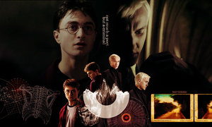 Drarry wallapaper by purgatorycitizen