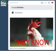 Tumblr-comment-replies-chicken by oaqqley