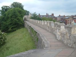 York - Walls by GothicKitzzy