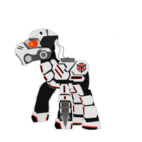Ponyzone :  Helghan Capture Trooper by ShadyHorseman