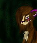 AT with CyberNomi + Speedpaint by VoodooPutridity