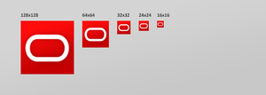 Oracle application icon by lzlesak