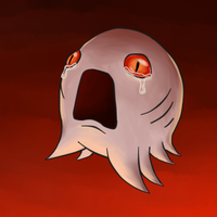 The Lonely Ghastly Ghast by SatoshiII