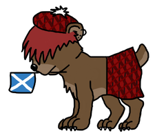 Scots Pride by ScribbleChaos