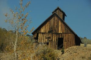 abandoned mine colorado by fotophi