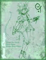 Sen Denrei:.:Green Dragon by Sayda