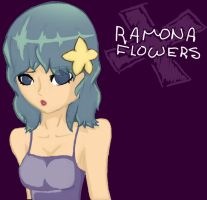 Oh Ramona by samurai-papers