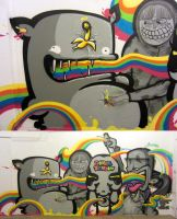 BANANA JESUS by KIWIE-FAT-MONSTER