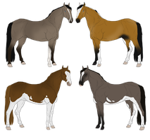 Hanoverian Imports by Wild-Animal-Reserve