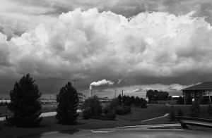 Clouds, in Formation by xxbageixx