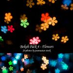 Bokeh Pack 4 by joannastar-stock